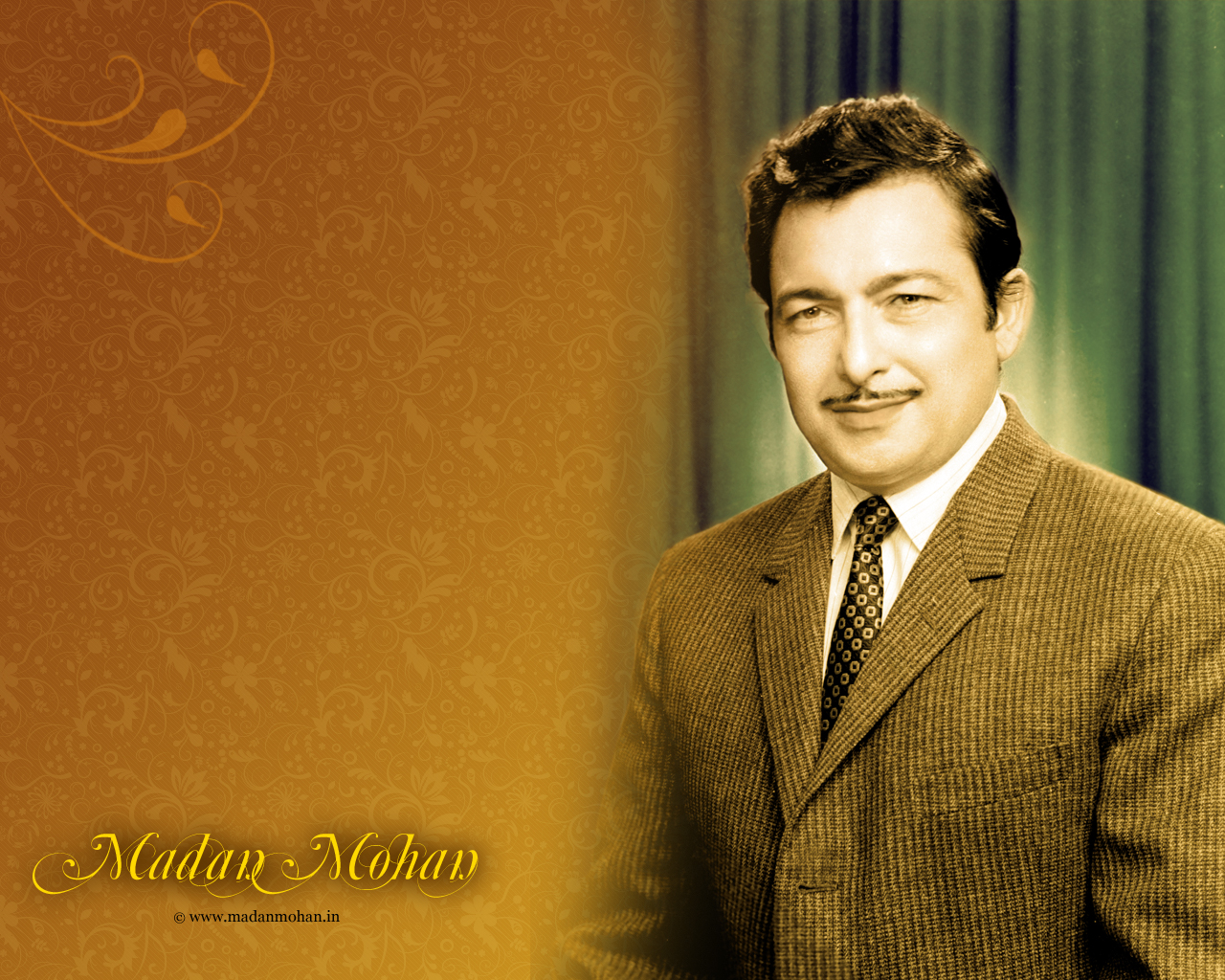 MADAN MOHAN... The Musical Legend | The Official Website of Madan ...